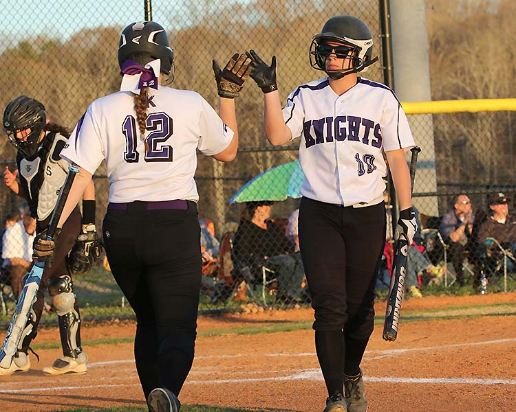 Hough vs Ardrey Kell Softball